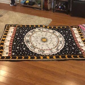 Other - TAPESTRY / Beach Blanket horoscope  design